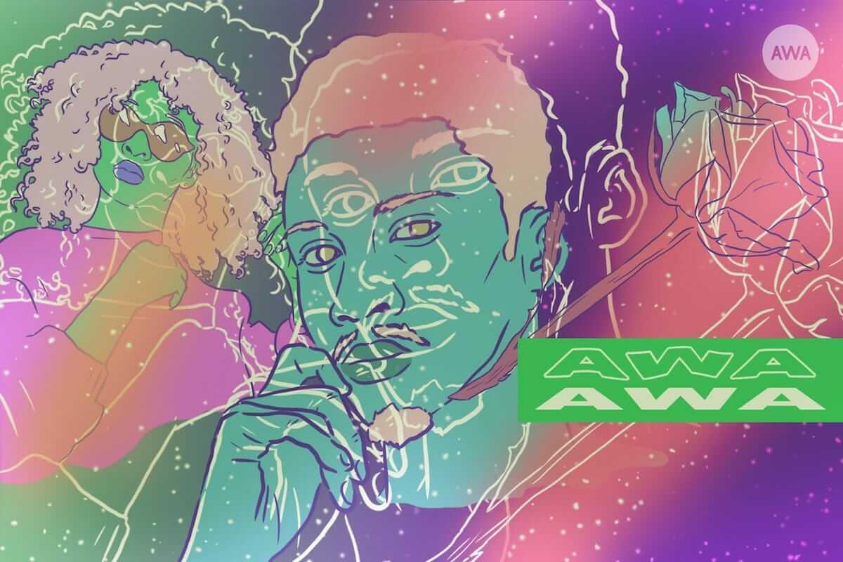 マザーファッ子がAWAでプレイリスト「Space Nite Swim」を公開|「夜に一人で聴くと床から1cm浮くような、しかし浮かないようなプレイリスト」 music180711_motherfucko_1-1200x800