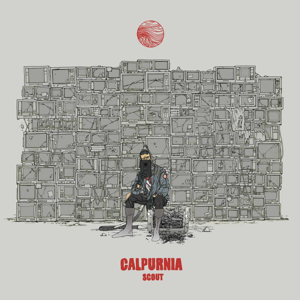 Netflix『ストレンジャー・シングス』出演フィン・ヴォルフハルト率いるバンド、カルプルニア、来日公演開催決定!! music180717_calpurniatheband_03-1200x1200