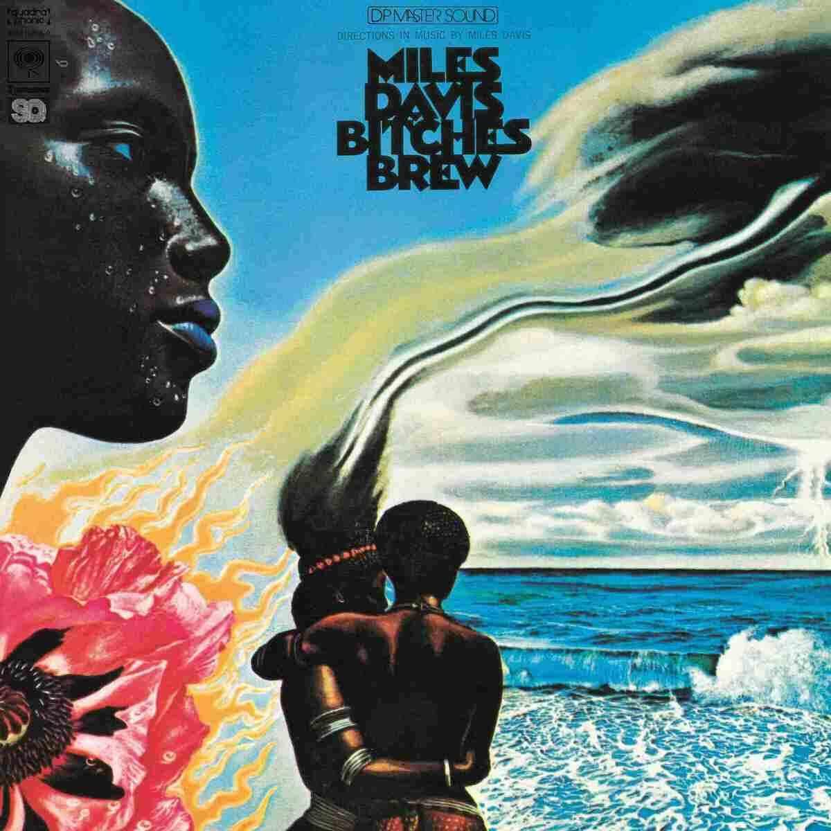 マイルス・デイビスの名作『Bitches Brew』幻の4チャンネル・ミックスが蘇る! music180718_milesdavis_2-1200x1200