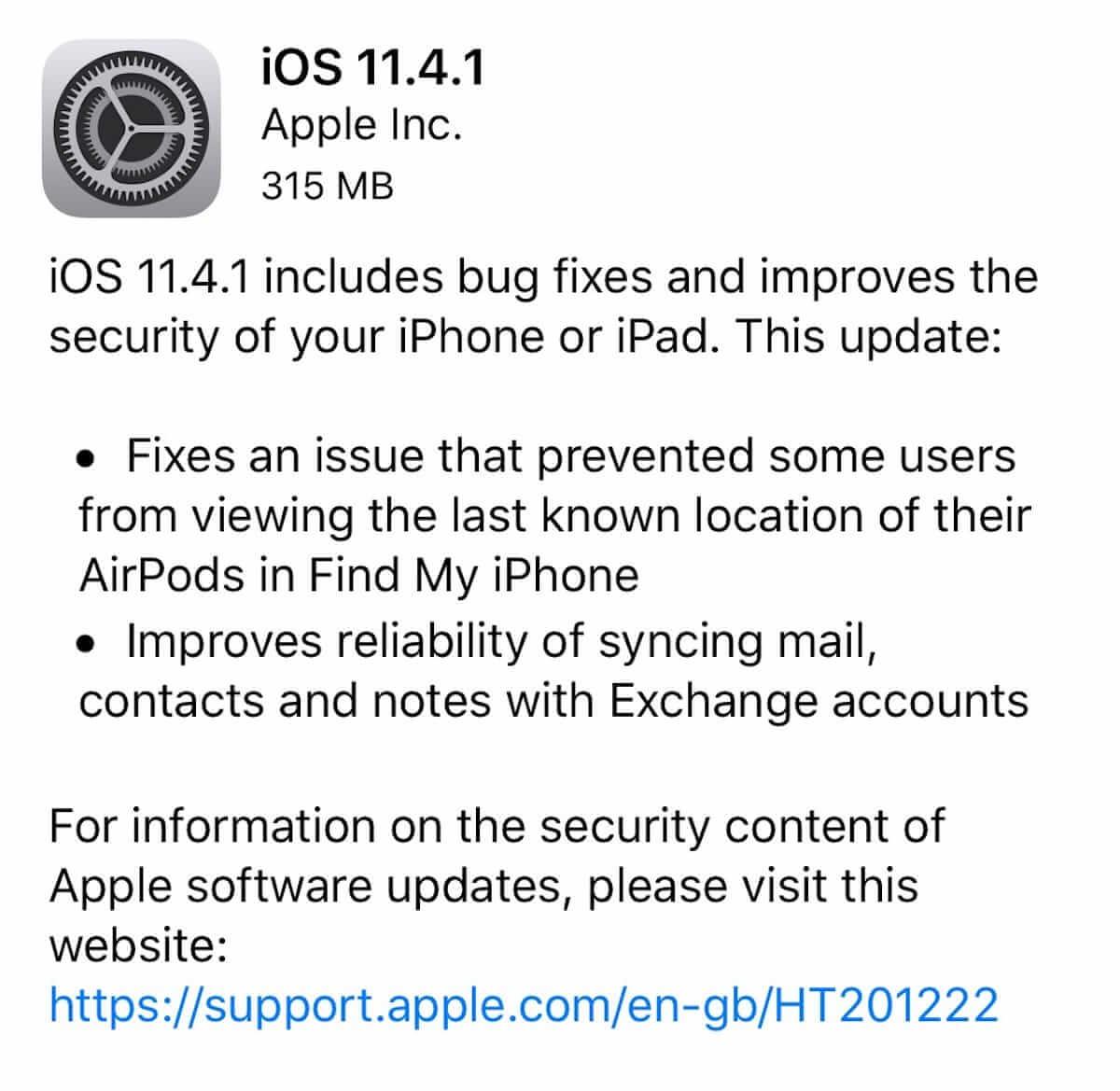 Appleが「iOS11.4.1」をリリース!「USB制限モード」でセキュリティ強化! technology180710_ios11_1-1200x1169