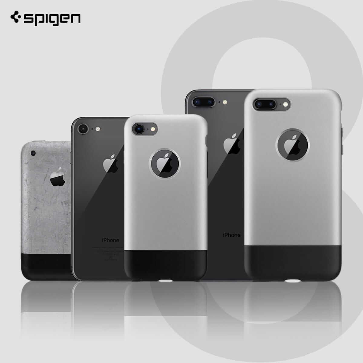 iPhone最新モデルをまるで初代iPhoneのようにできる!iPhone 8/8 Plus用も販売開始! technology180726_spigen_1-1200x1200