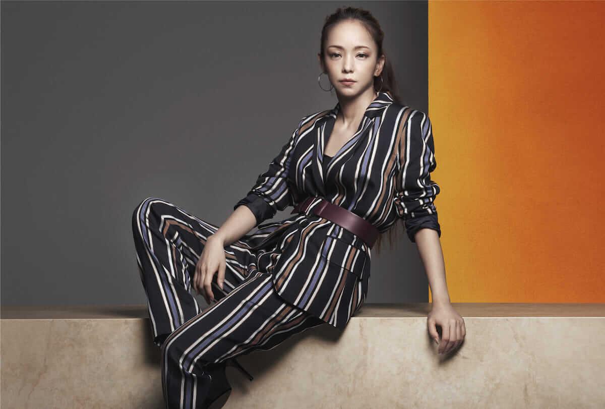 安室奈美恵×H&M、引退前最後のファッション・キャンペーン全ビジュアル解禁! fashion180807_namieamuro-hm_1-1200x811