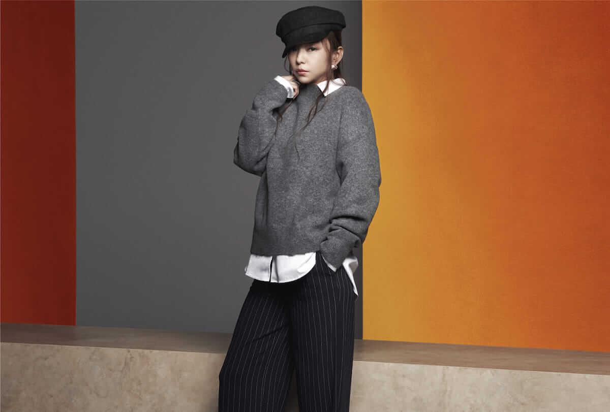 安室奈美恵×H&M、引退前最後のファッション・キャンペーン全ビジュアル解禁! fashion180807_namieamuro-hm_2-1200x811