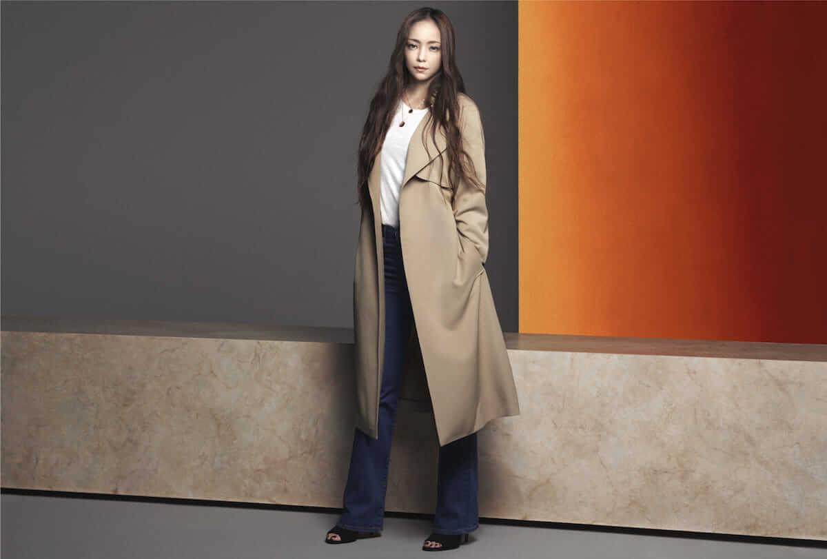 安室奈美恵×H&M、引退前最後のファッション・キャンペーン全ビジュアル解禁! fashion180807_namieamuro-hm_3-1200x811