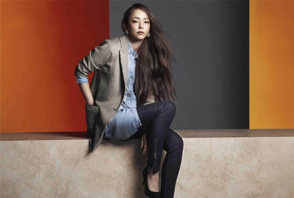 安室奈美恵×H&M、引退前最後のファッション・キャンペーン全ビジュアル解禁! fashion180807_namieamuro-hm_6-1200x811