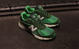 ニューバランスMade in U.S.A.「990v4」×mita sneakers