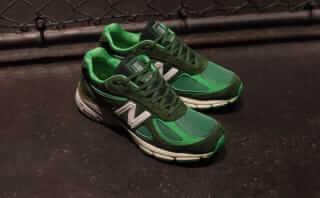 ニューバランスMade in U.S.A.「990v4」×mita sneakers