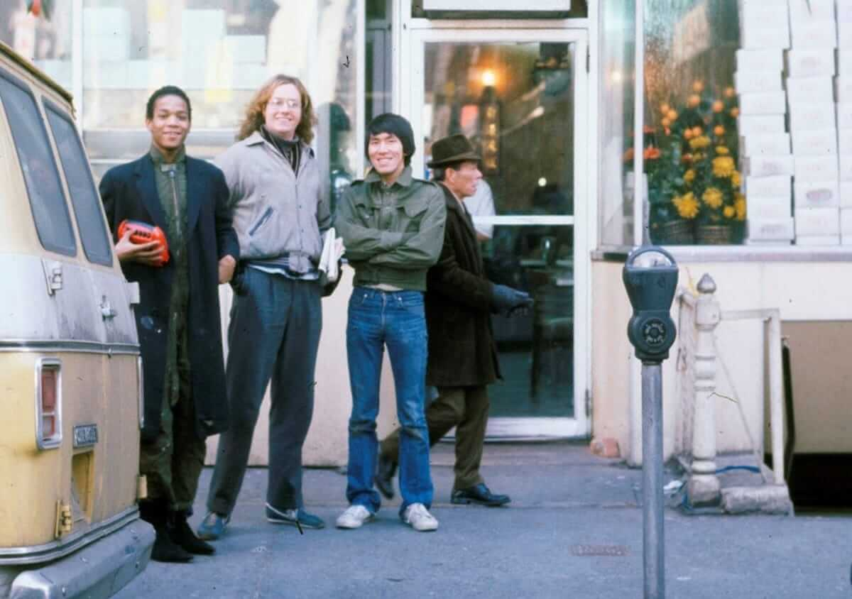 バスキアの新作ドキュメンタリー「バスキア、10代最後のとき」が12月に公開 film180823-basquiat-6-1200x844
