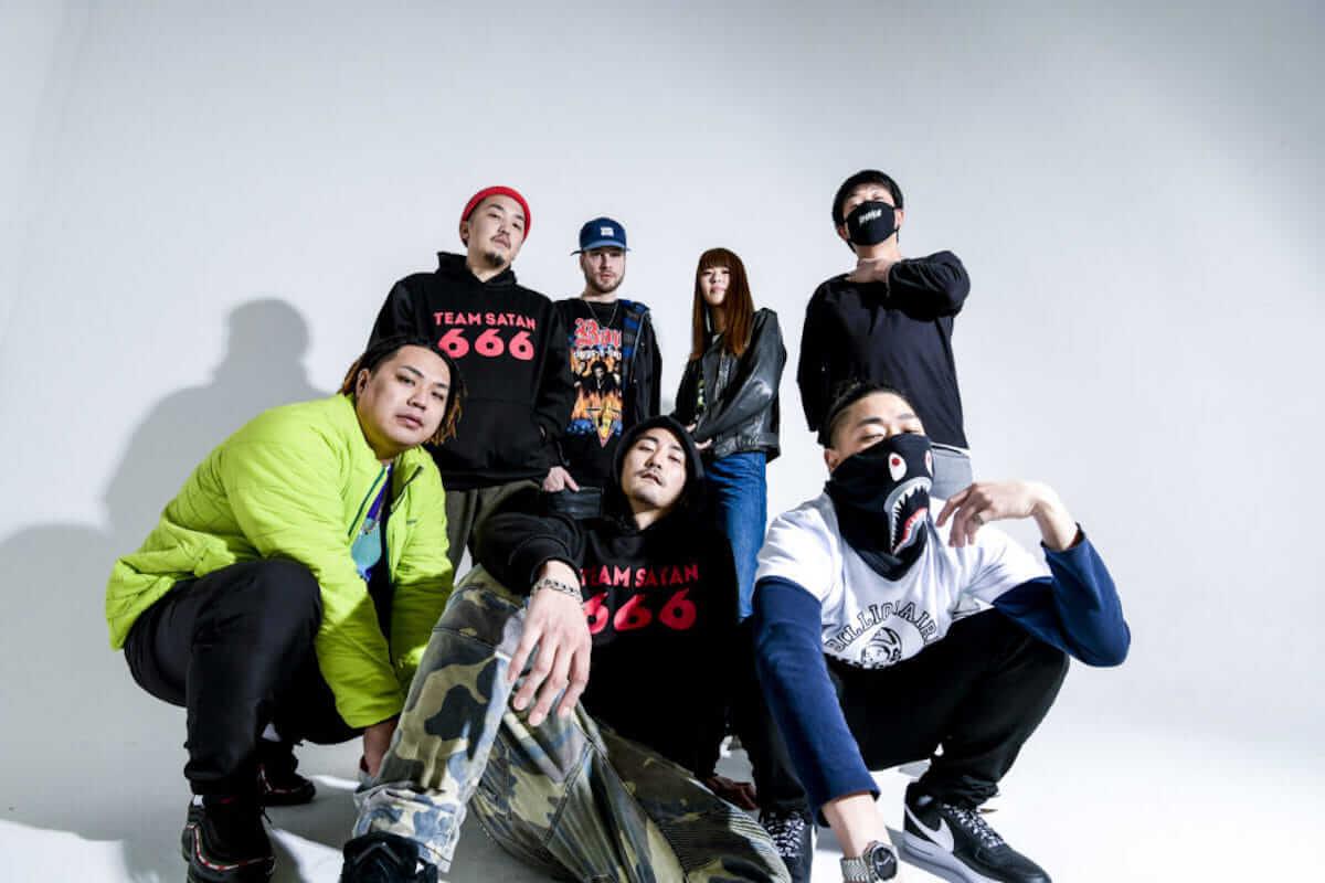 Jin Dogg、Young Yujiro、DJ BULLSETら所属のHIBRID ENTERTAINMENTが初のオフィシャル・アルバムを9月リリース music180801-hibrident-1-1200x800