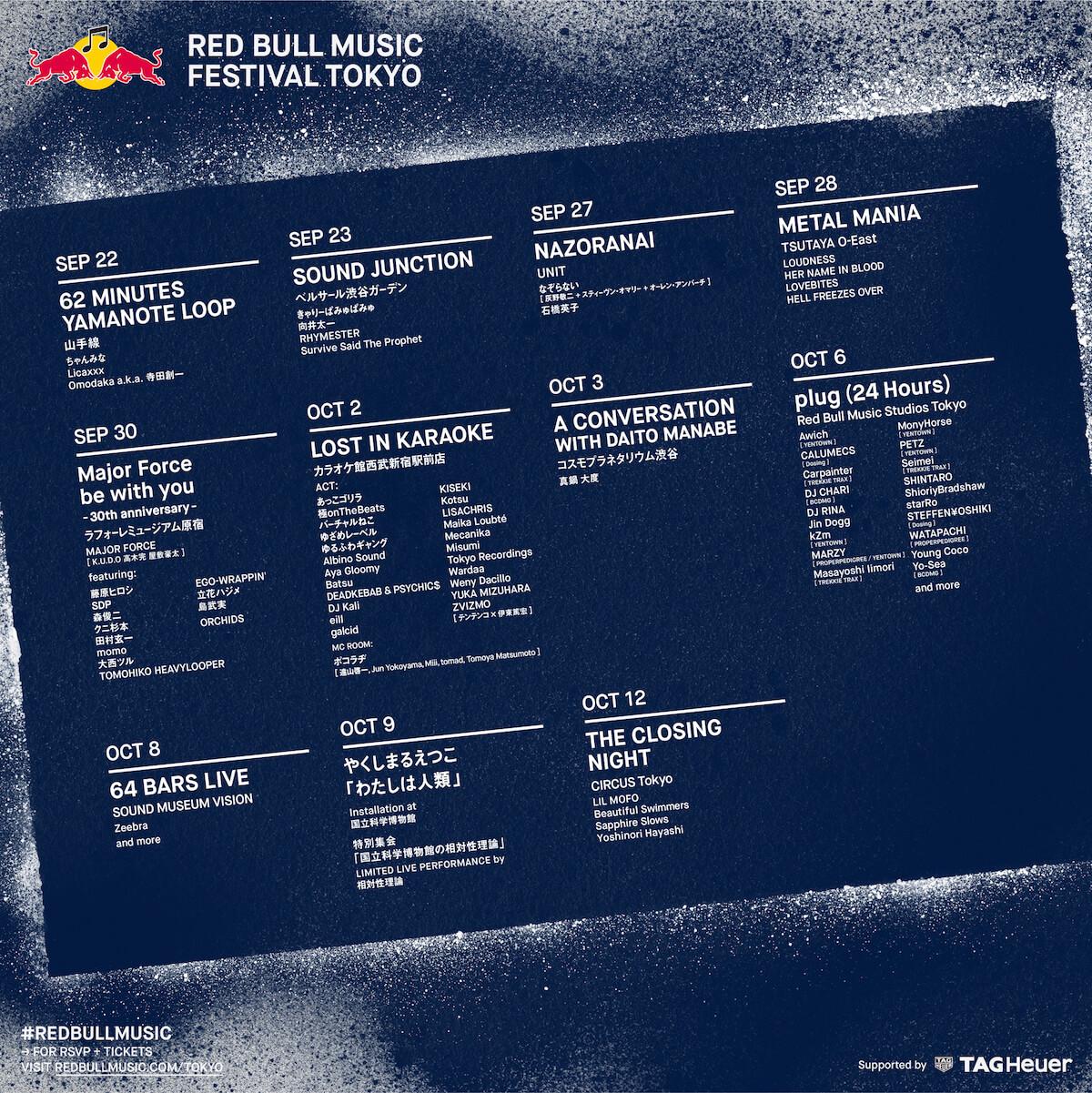 【フォトレポ】RED BULL MUSIC FESTIVAL TOKYO 2018|METAL MANIA music180804-redbullmusicfestival-6