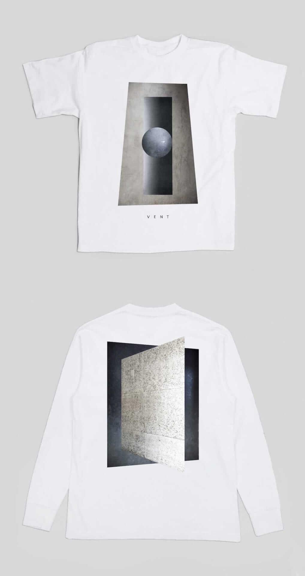 表参道VENTが2周年パーティーを記念して、YoshirottenとのコラボTシャツを発売 music180816-vent-yoshirotten-3