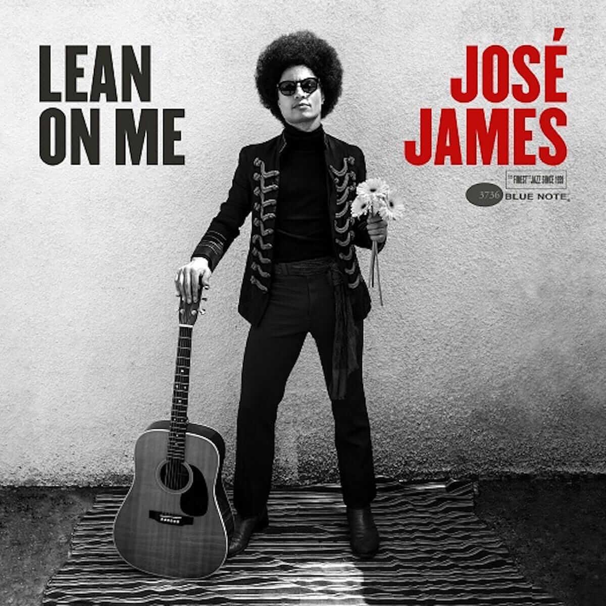 ホセ・ジェイムズが語る、ビル・ウィザースに魅了された理由とアルバムに込めた想い music180824_josejames_1-1200x1200