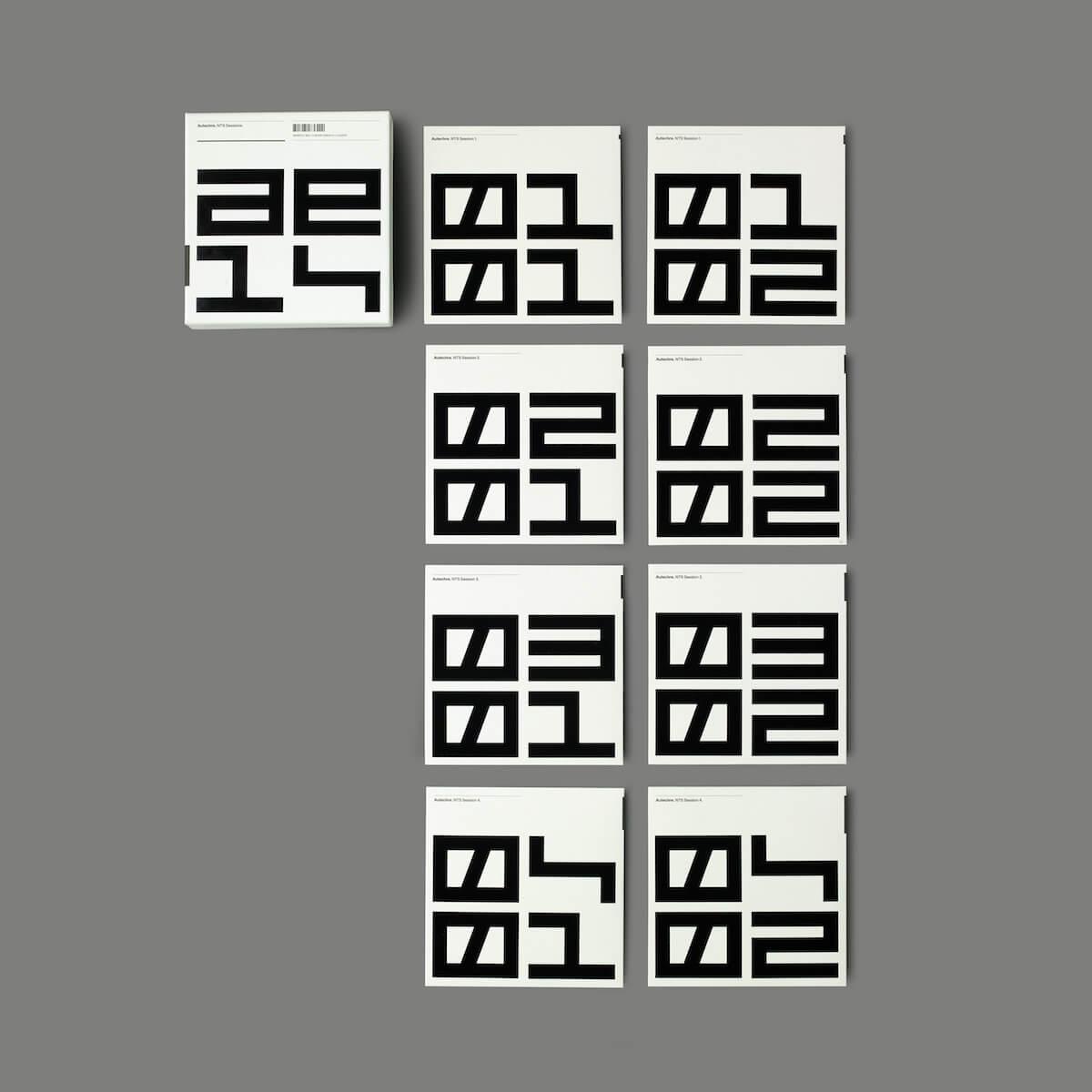 オウテカの新作「NTS Sessions.」がリリース|LPは12枚組&CDは8枚組