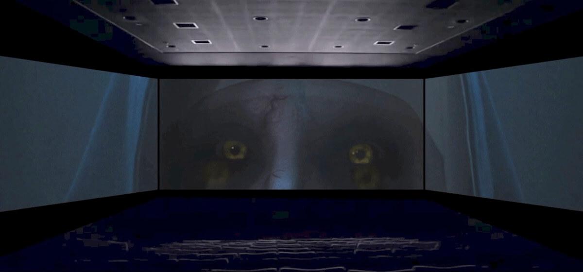 怖すぎる広告に苦情殺到で話題!ホラー映画『死霊館のシスター』ScreenXハイライト映像到着! film180915_shiryoukan-sister_1