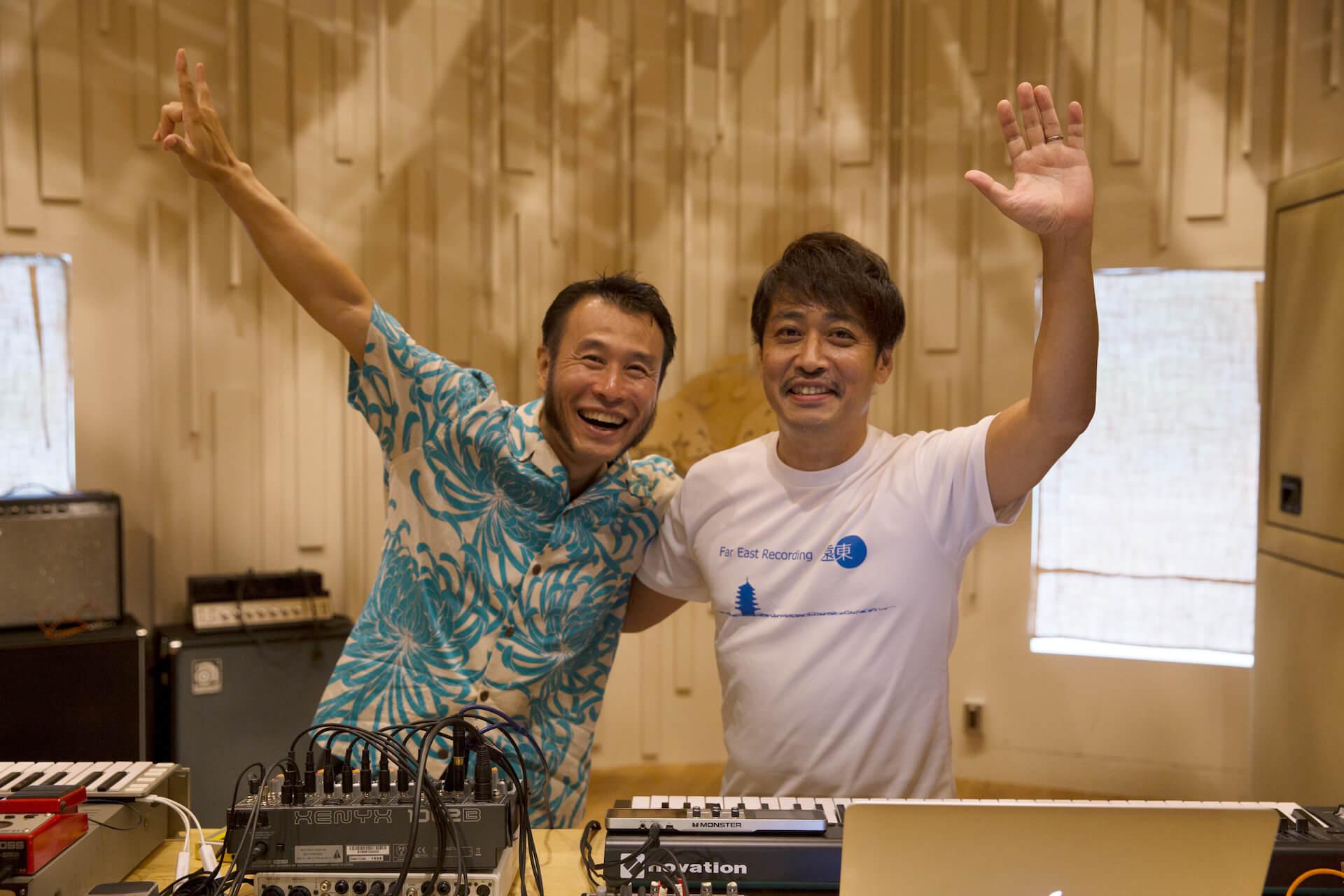 フォトレポ|ハウスシーンで歴史的事件となるSoichi Terada × Shinichiro Yokotaの再会 interview180912-kewl-soichi-terada-shinichiro-yokota-15-1