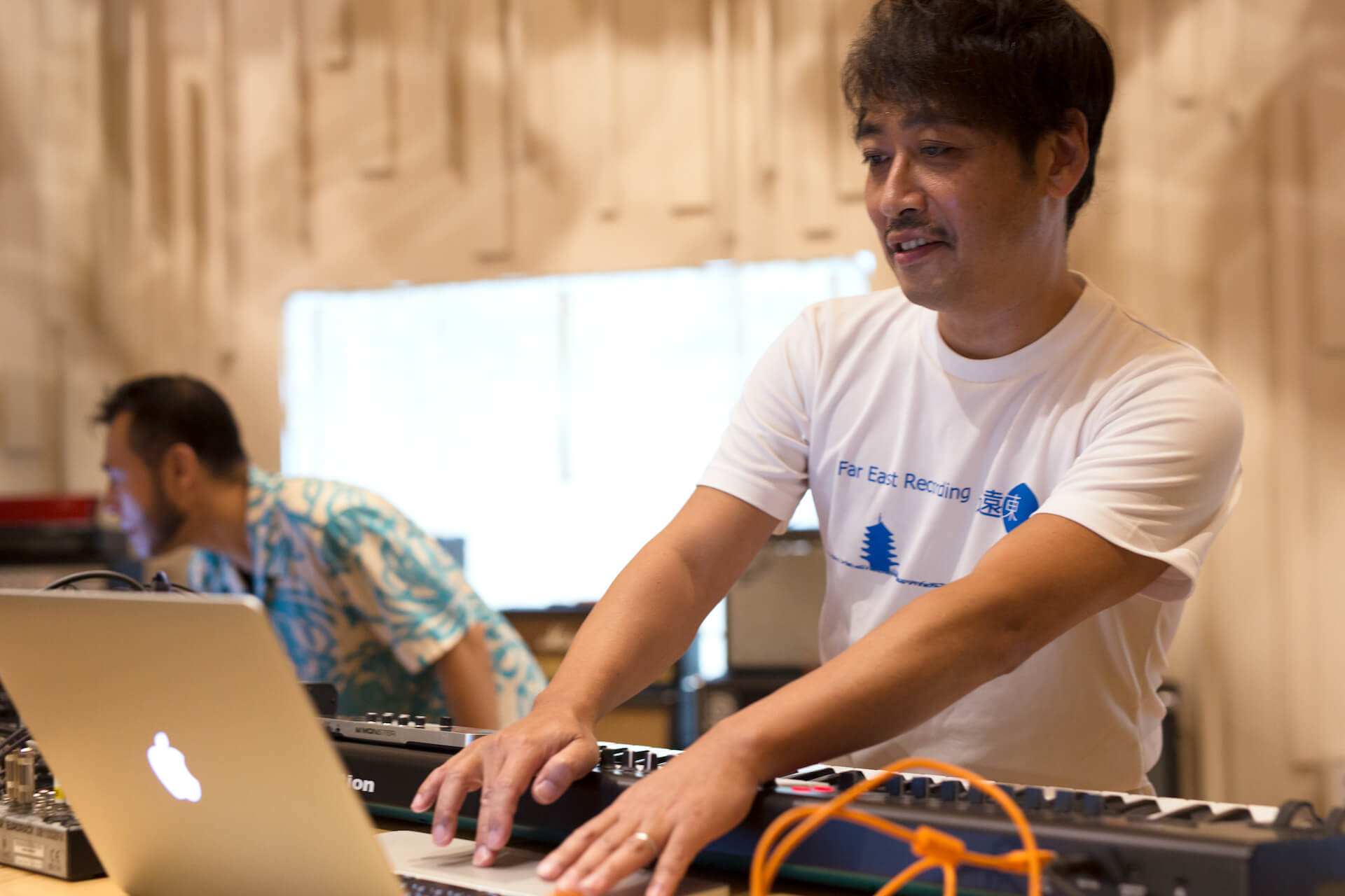 フォトレポ|ハウスシーンで歴史的事件となるSoichi Terada × Shinichiro Yokotaの再会 interview180912-kewl-soichi-terada-shinichiro-yokota-3