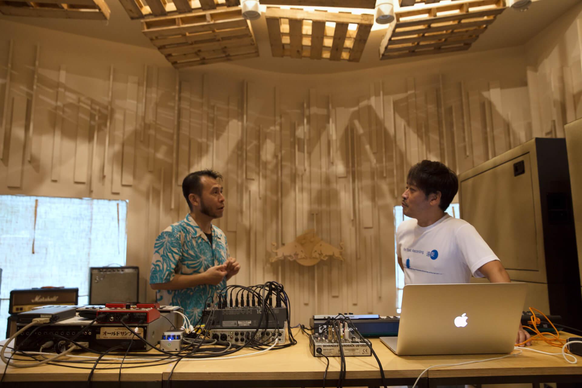 フォトレポ|ハウスシーンで歴史的事件となるSoichi Terada × Shinichiro Yokotaの再会 interview180912-kewl-soichi-terada-shinichiro-yokota-6-1