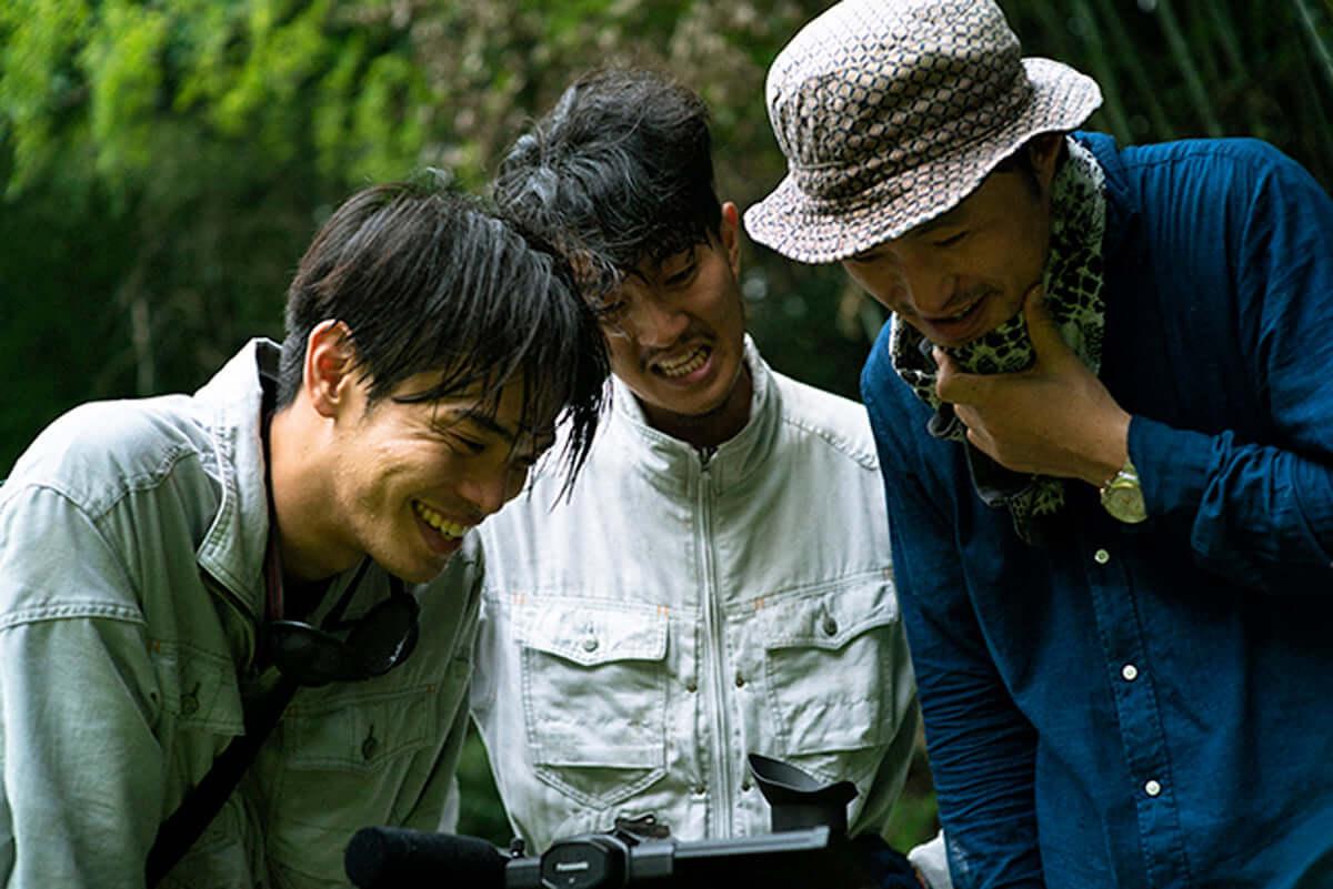 BEAMS × SPACE SHOWER TV「PLAN B」初となる短編映画「Dos Monos × 冨永昌敬」を要チェック music180904-plan-b-5-1200x801