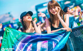 ULTRA JAPAN 2018公式ファッションスナップ到着!今年のトレンドはリンクコーデ?