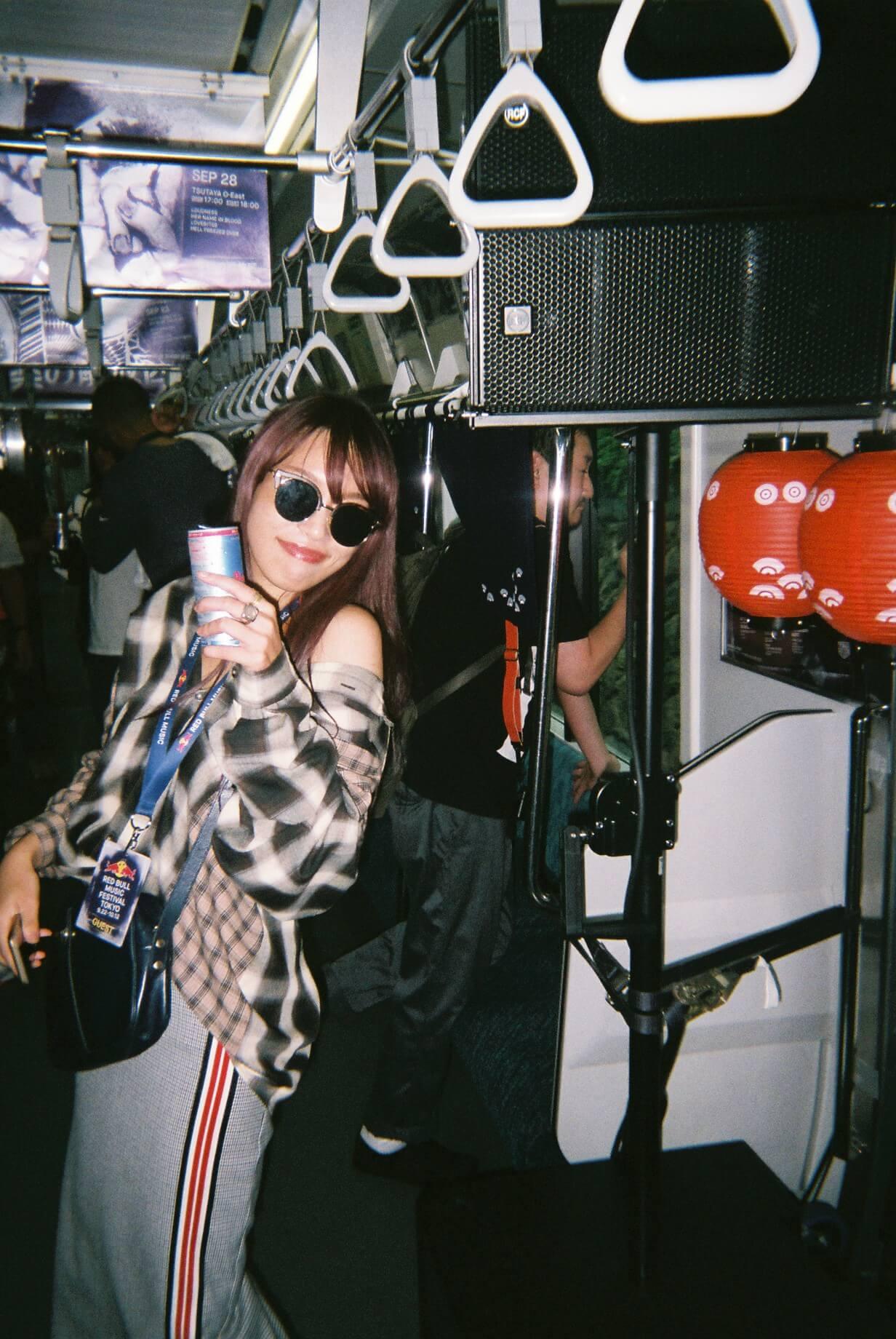 【フォトレポ】RED BULL MUSIC FESTIVAL TOKYO 2018|62 MINUTES YAMANOTE LOOP music180921-redbullmusicfestival-15