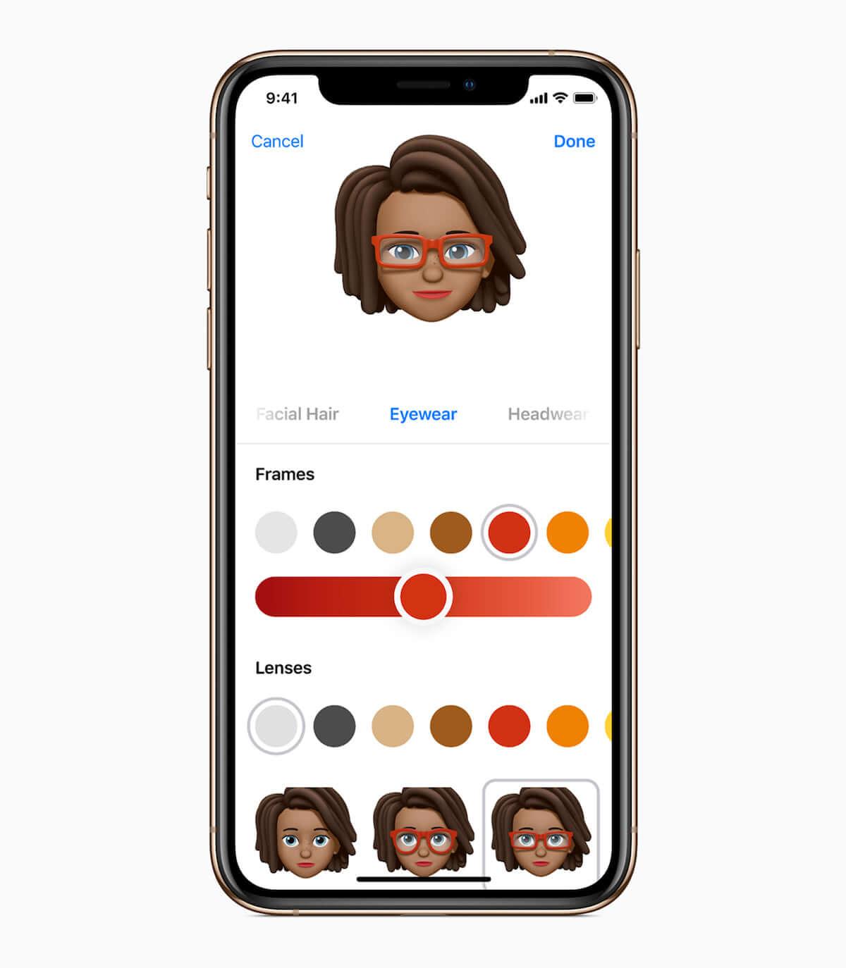 iOS 12登場 動作高速化、ミー文字など新機能追加!iPhone 5s/iPhone SE以降をサポート technology180916_ios-12_2-1200x1374