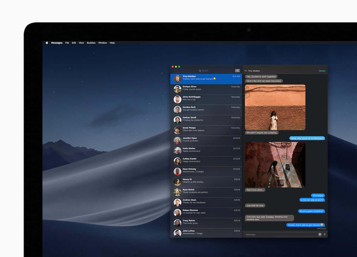 新macOS「Mojave」ダークモード、デスクトップ整理機能など新機能が追加! technology180925_macos-mojave_01-1200x866