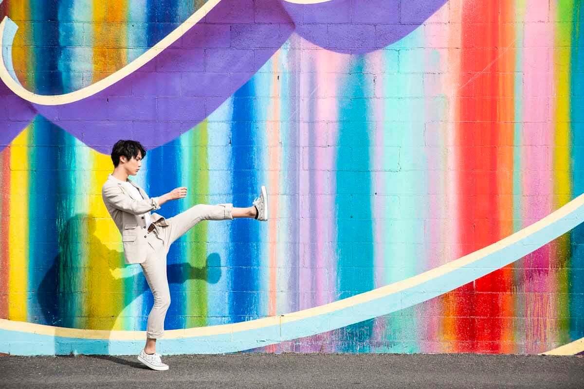 ドラマ『花晴れ』で天馬役を好演!中川大志、二十歳の素顔がハワイで撮影! art181031_taishi-nakagawa_1-1200x800