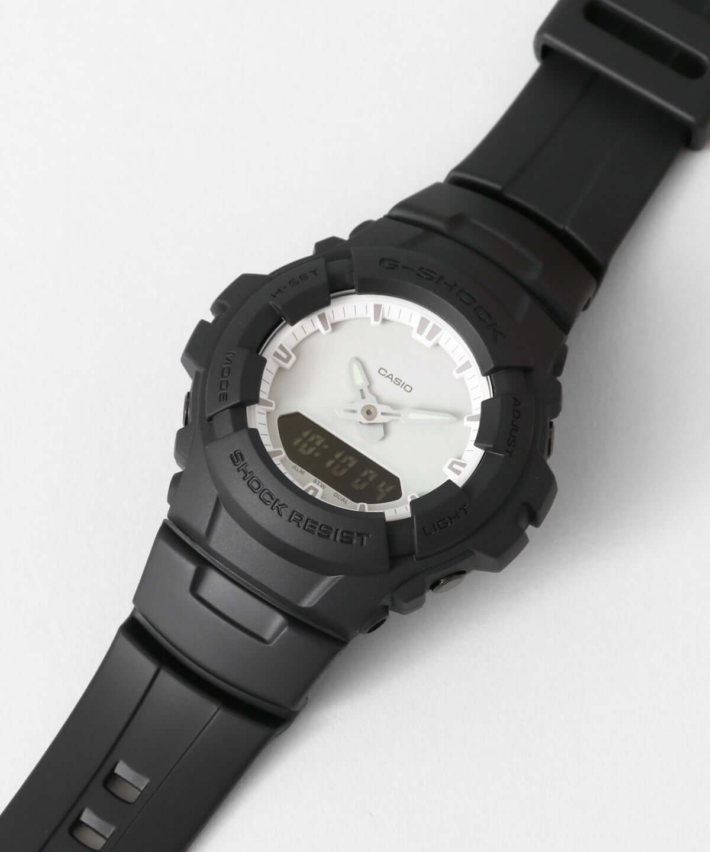 アーバンリサーチ別注「G-SHOCK G-100」限定モデルが1200個限定で販売! fashion181011_urban-research-g-shock_4-1200x1440