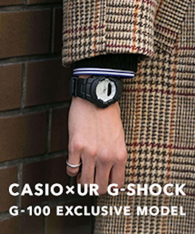 アーバンリサーチ別注「G-SHOCK G-100」限定モデルが1200個限定で販売! fashion181011_urban-research-g-shock_7-1200x1440
