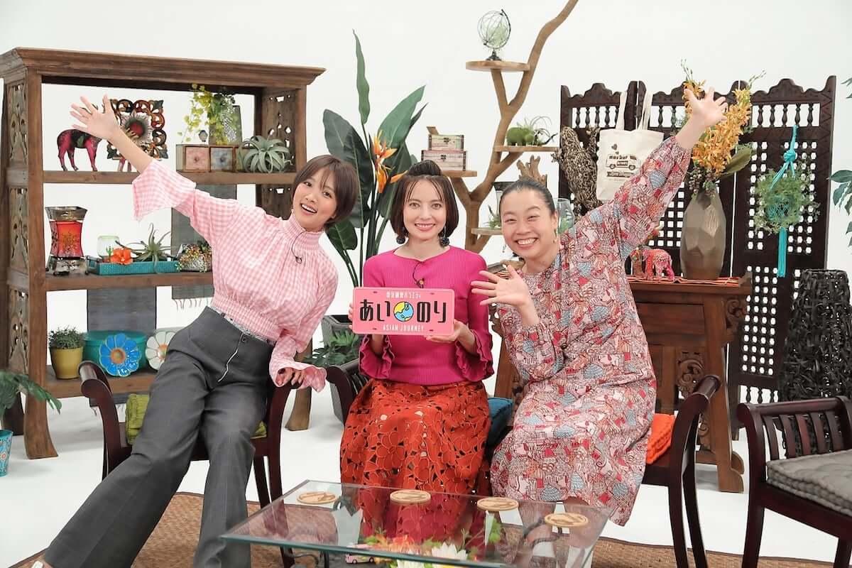 Netflix版『あいのり:Asian Journey』シーズン2配信詳細決定!ベッキー、夏菜、いとうあさこがMCとして参加! film181010_ainori_3-1200x800