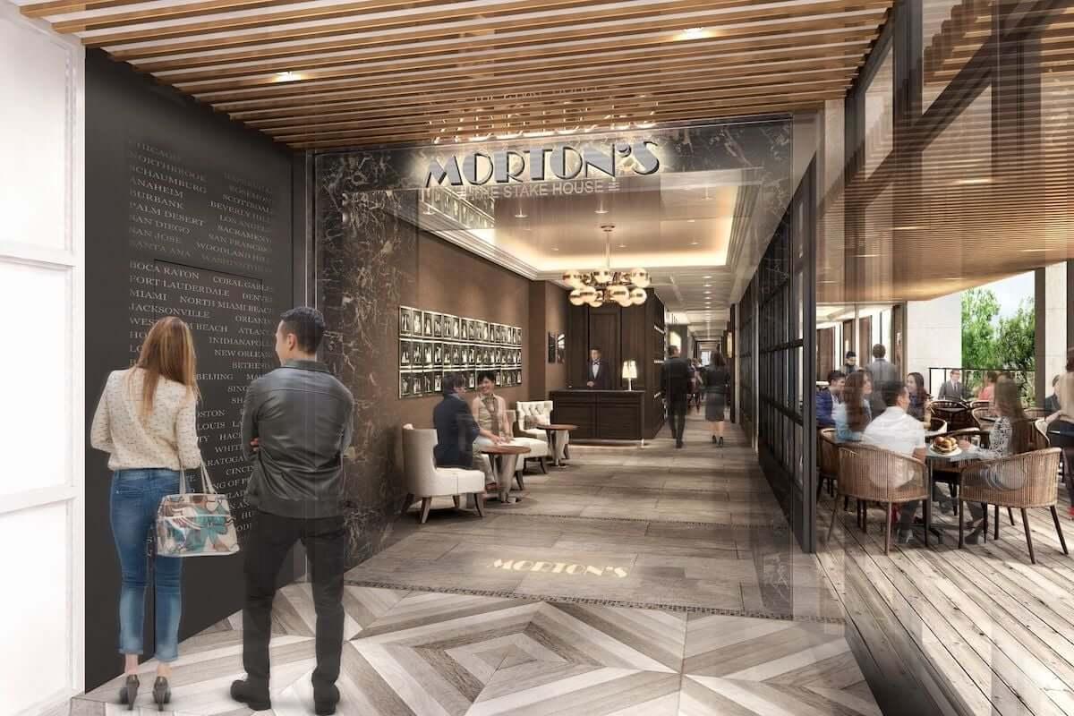 40年の歴史を誇るシカゴのステーキハウスが日本初上陸!アメリカ国産牛希少グレードを味わえる food181025_mortons_2-1200x800