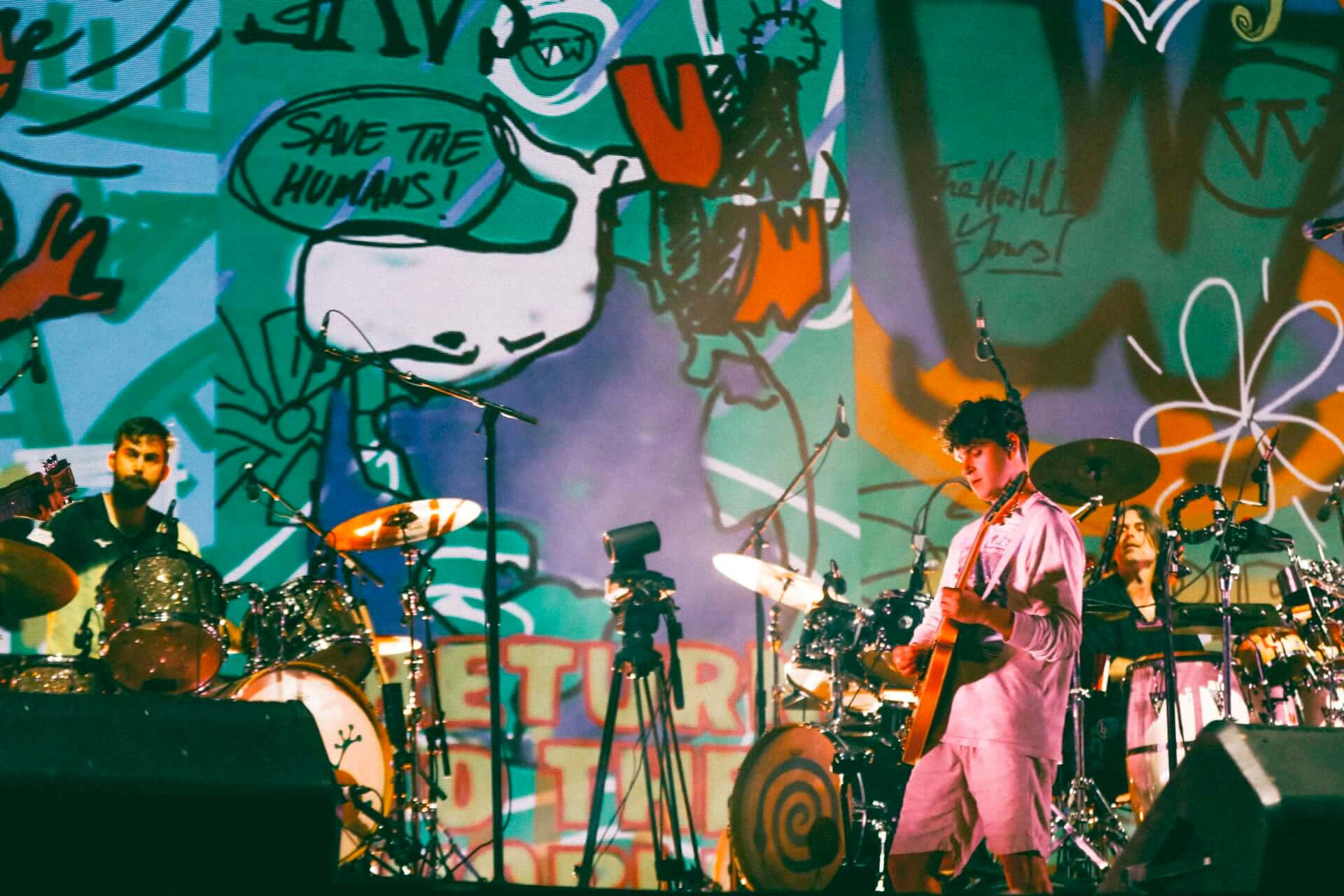 振り返るフジロック2018|Vampire Weekend fujirock-report-vampireweekend_08-1920x1280