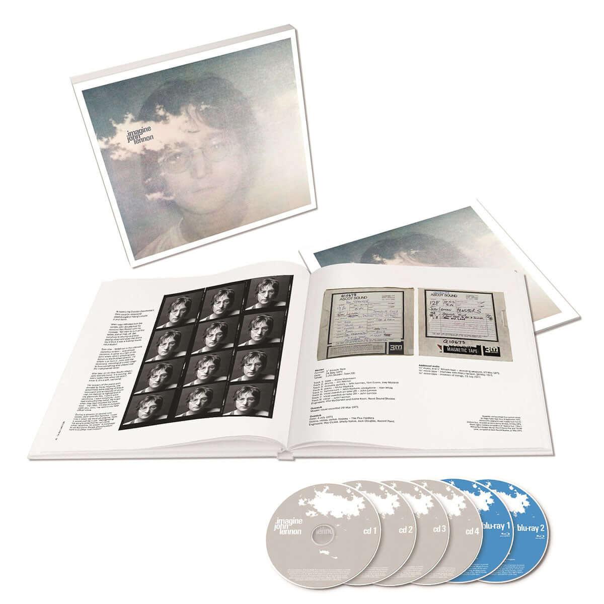 『イマジン』制作の背景からジョン・レノンの本質を探る。『イマジン:アルティメイト・コレクション』リリース記念考察 imagine-pickup_004-1200x1200