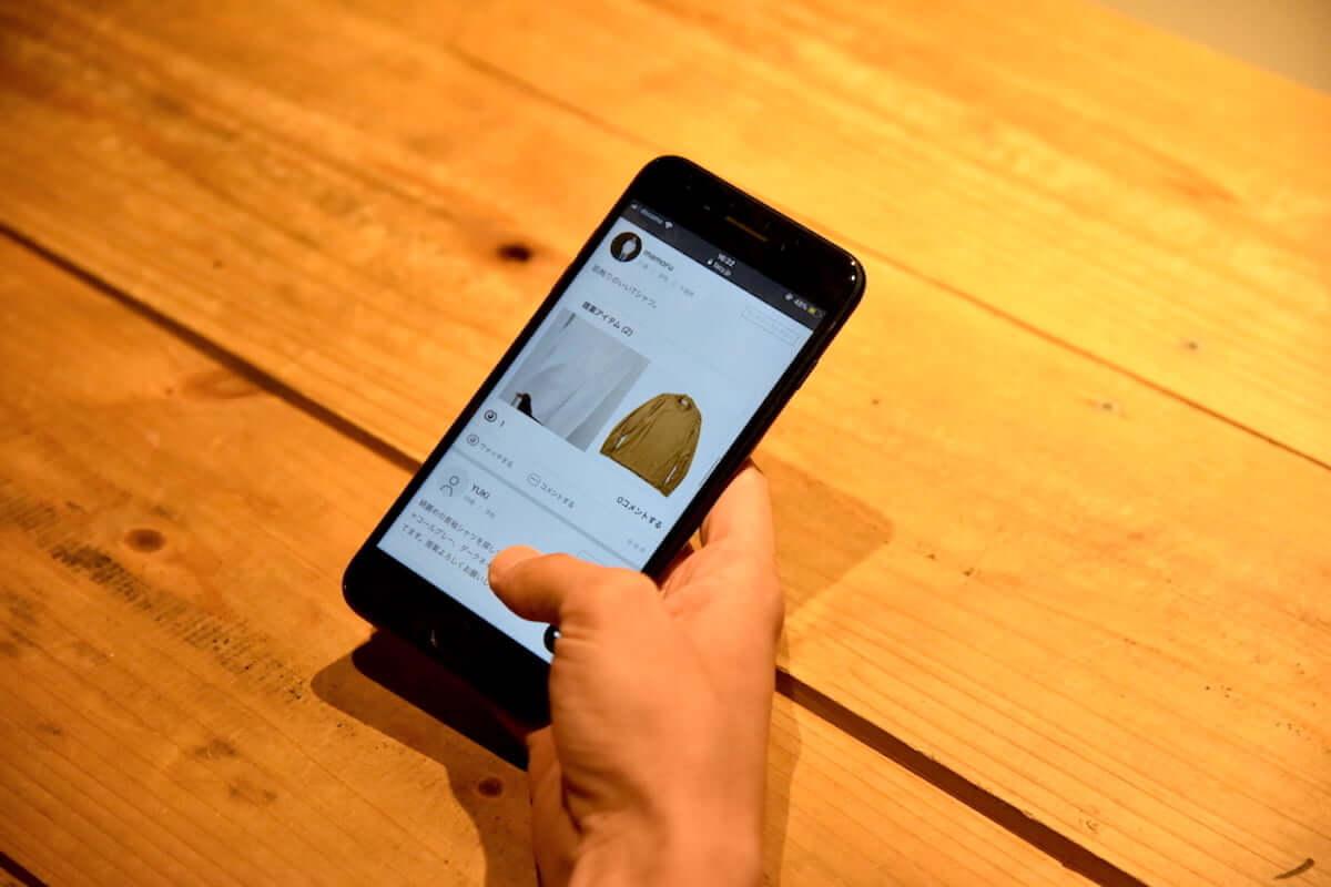 「FACY STORE」がスマートフォンで購⼊、⼿ぶら帰宅できる新しい買い物方法のニューリテールポップアップショップを期間限定オープン!! lifefashion181015_facystore_03-1200x800