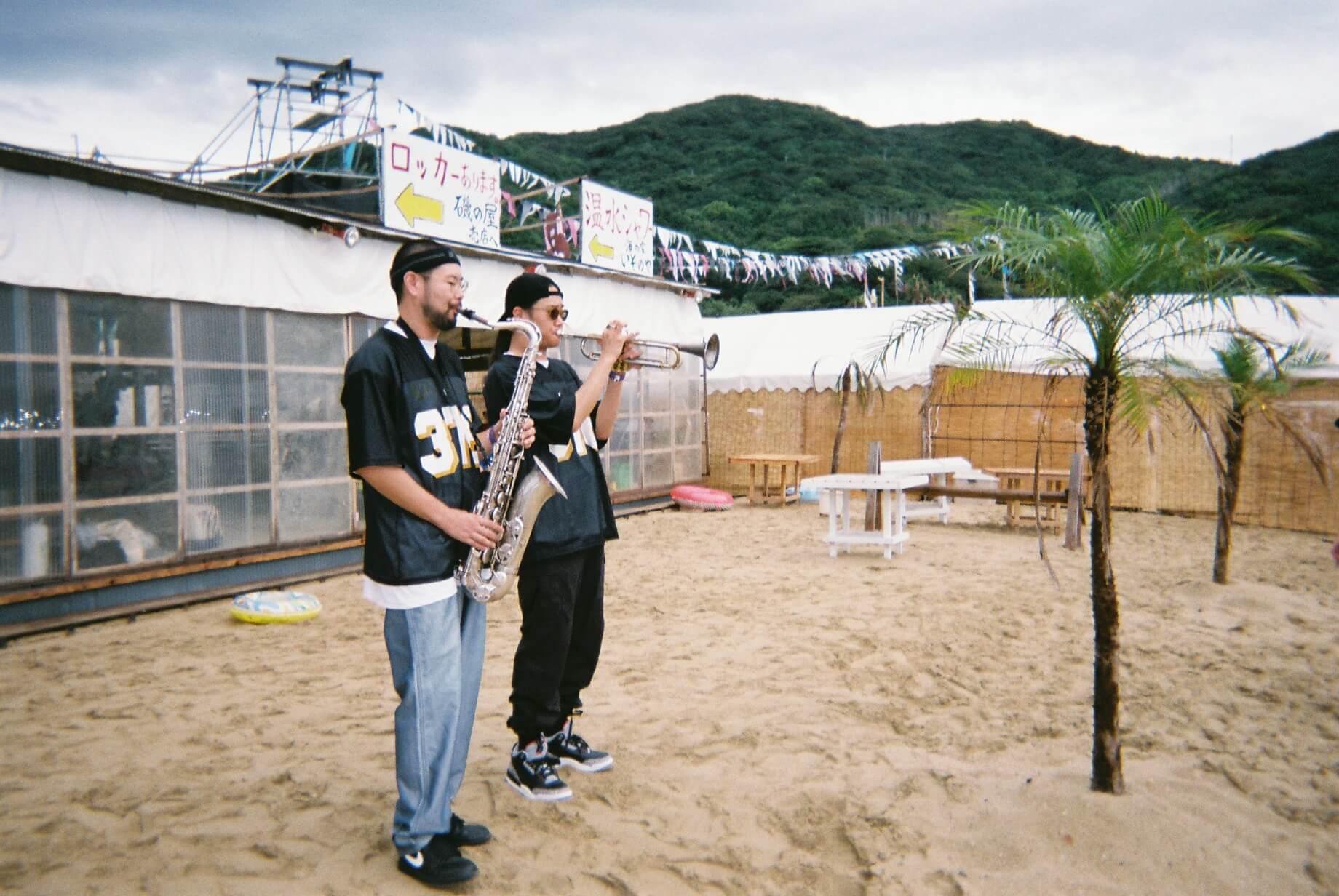 フェスレポート SANABAGUN.が切り取る<Sunset Live 2018> music1810-sanabagun-11
