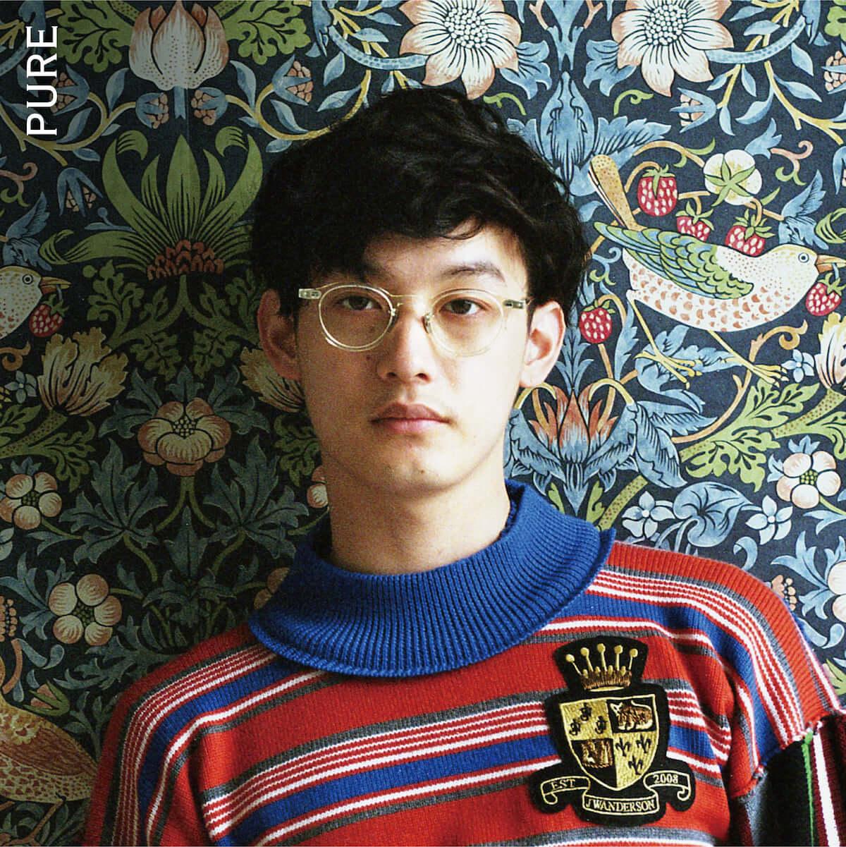 向井太一、11月28日リリースの『PURE』から「Pure」のMVが公開! music181004_taichimukai_1-1200x1201