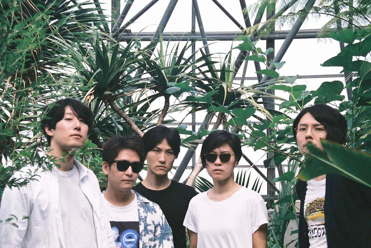 次世代都市型ポップ・グループPoor Vacationの1stアルバムが11月に発売 music181011-poor-vacation-1-1200x803