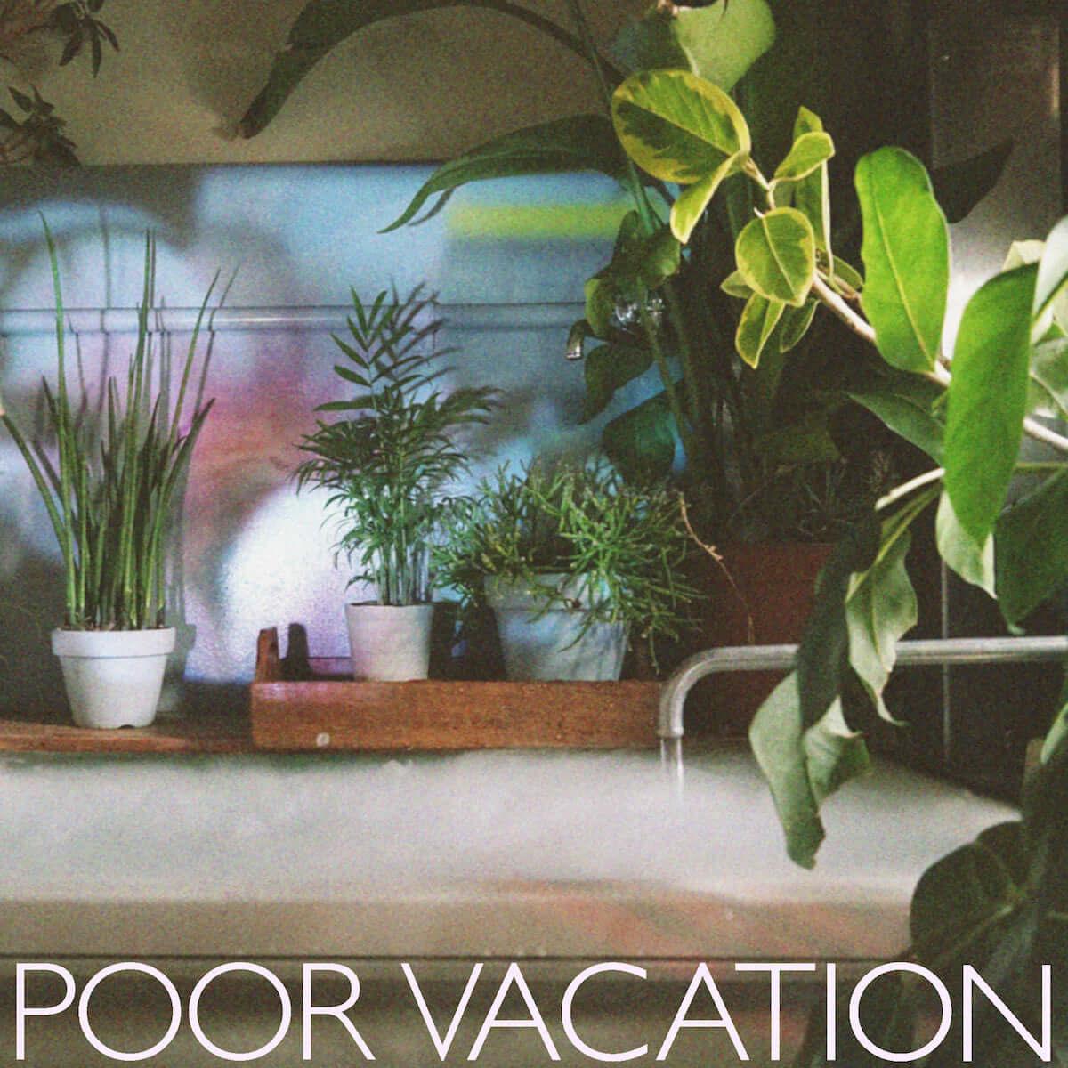 Poor Vacation、大比良瑞希、柳澤豊(MONO NO AWARE)らを迎えた特別編成での1stアルバムリリパ開催! 共演にOkada Takuro! music181011-poor-vacation-2-1200x1200