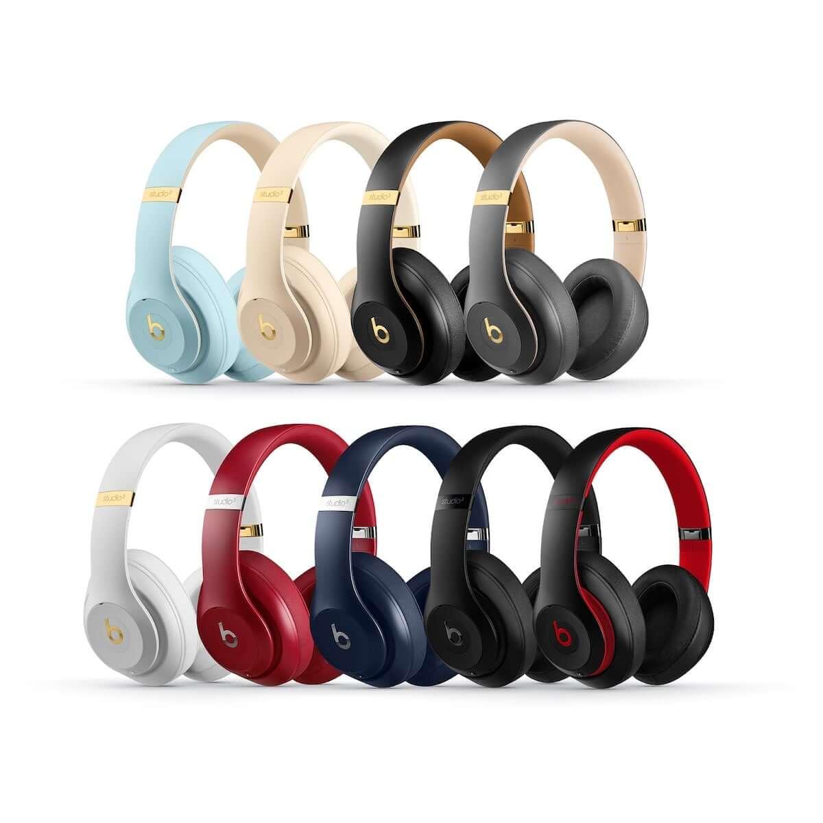 Beats Studio3 Wireless新色「Skyline Collection」が登場!アクセントのゴールドが上品な新色 music181012_beats_2-1200x1200