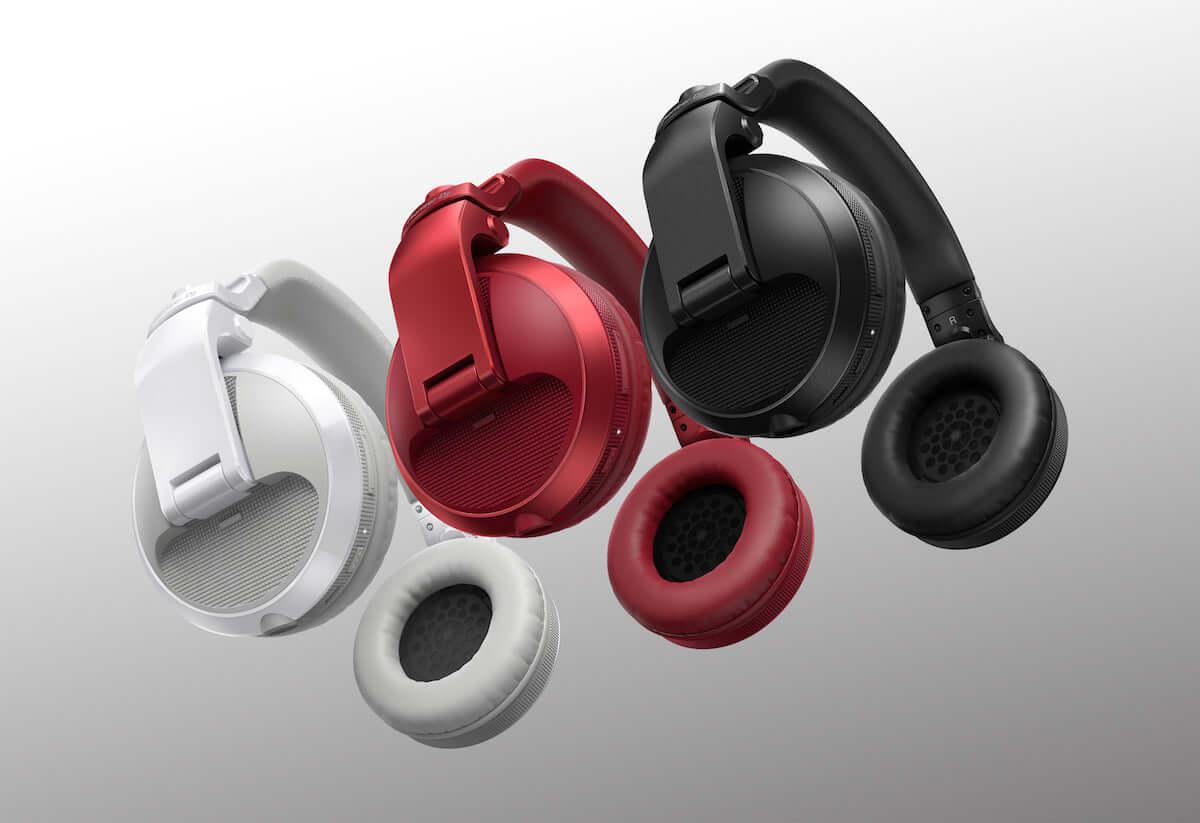 Seihoが起動音、接続音などをデザイン!Pioneer「HDJ-X5BT」はDJ用ヘッドホンながらワイヤレス再生にも対応! music181015_pioneerdj_1-1200x823