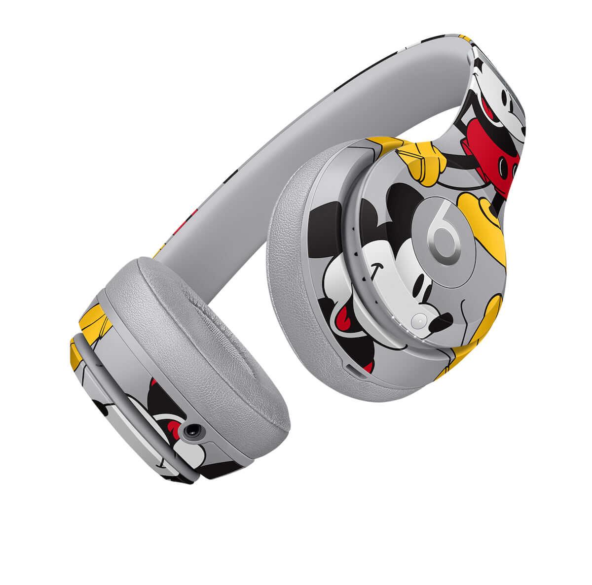 Beats×ミッキーマウス 90周年アニバーサリーエディション登場! music181017_beats_2-1200x1187