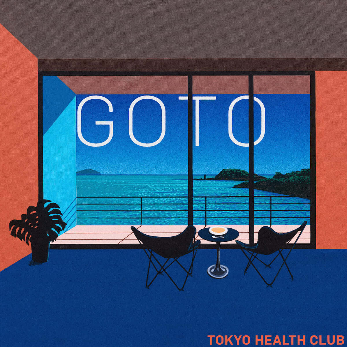 TOKYO HEALTH CLUBによる平成最後の旅歌「GO TO」がリリース music181026-tokyohealthclub-1-1200x1200