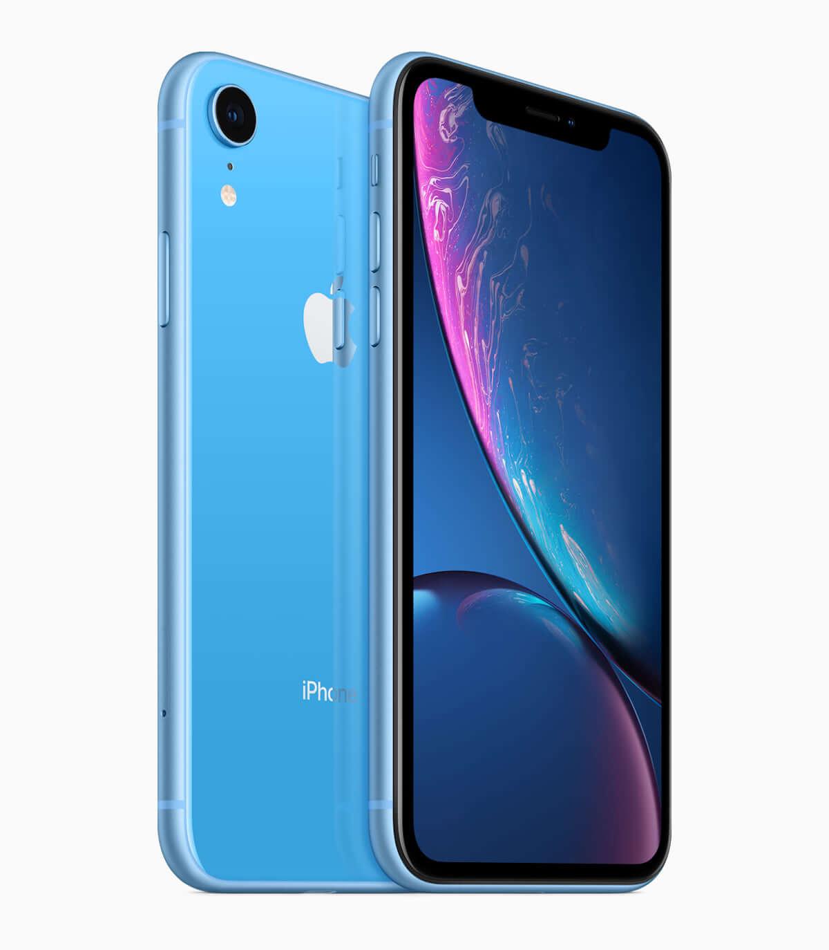 iPhone XRの店頭在庫状況。ホワイト、ブラックは在庫豊富、イエロー、ブルーは品薄? technology181022_iphone-xr_2-1200x1374