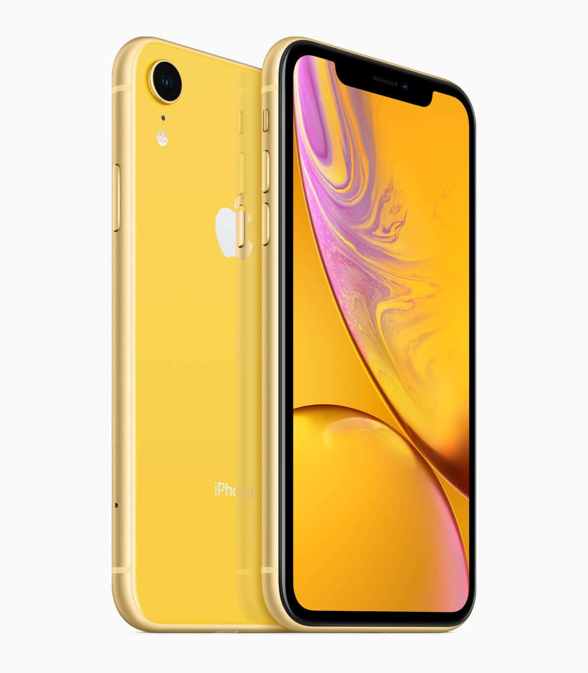 iPhone XRの店頭在庫状況。ホワイト、ブラックは在庫豊富、イエロー、ブルーは品薄? technology181022_iphone-xr_7-1200x1374