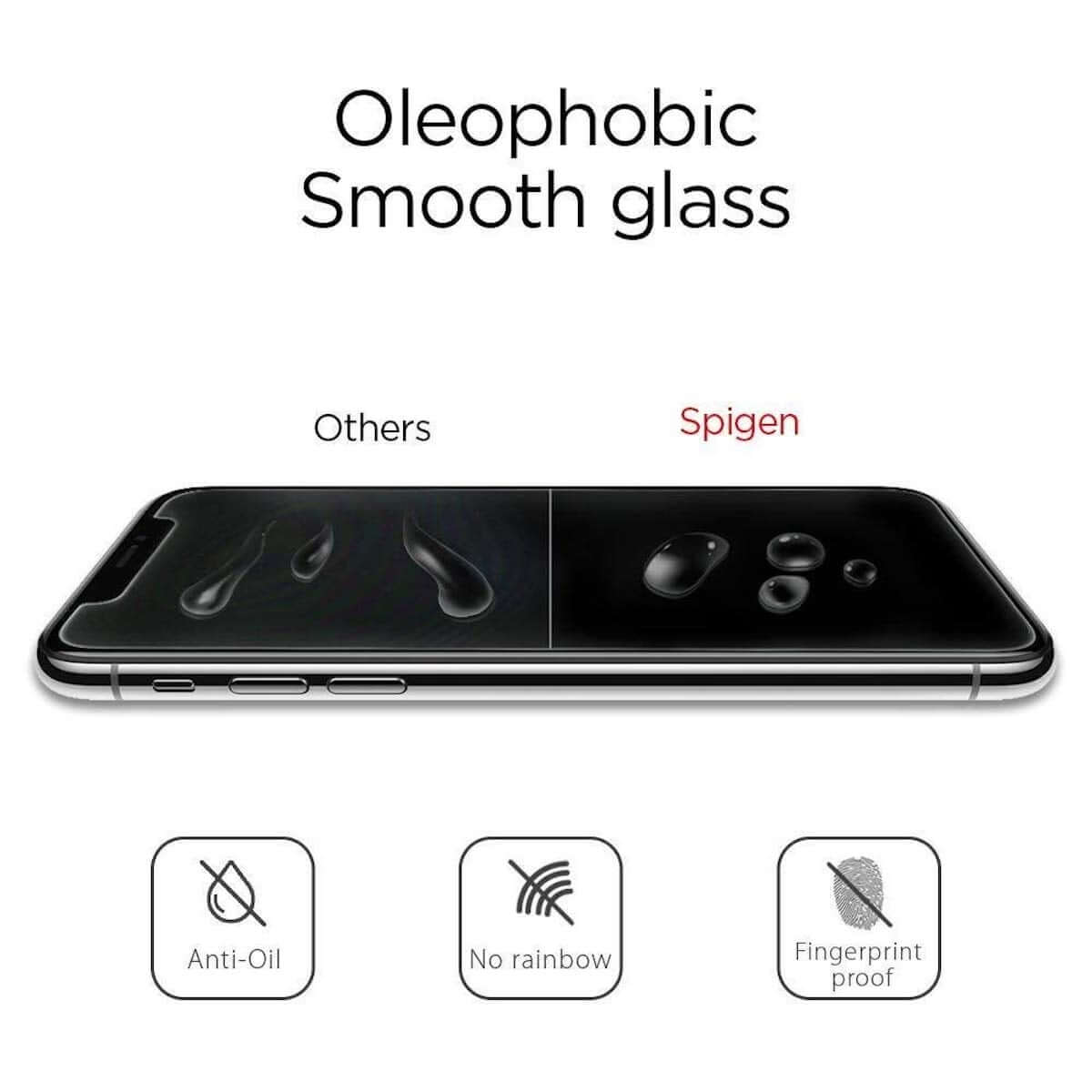 iPhone XR発売記念!Spigenの硬度9H、薄さ0.4mmガラスフィルムが期間限定で半額! technology181026_spigen_3-1200x1200