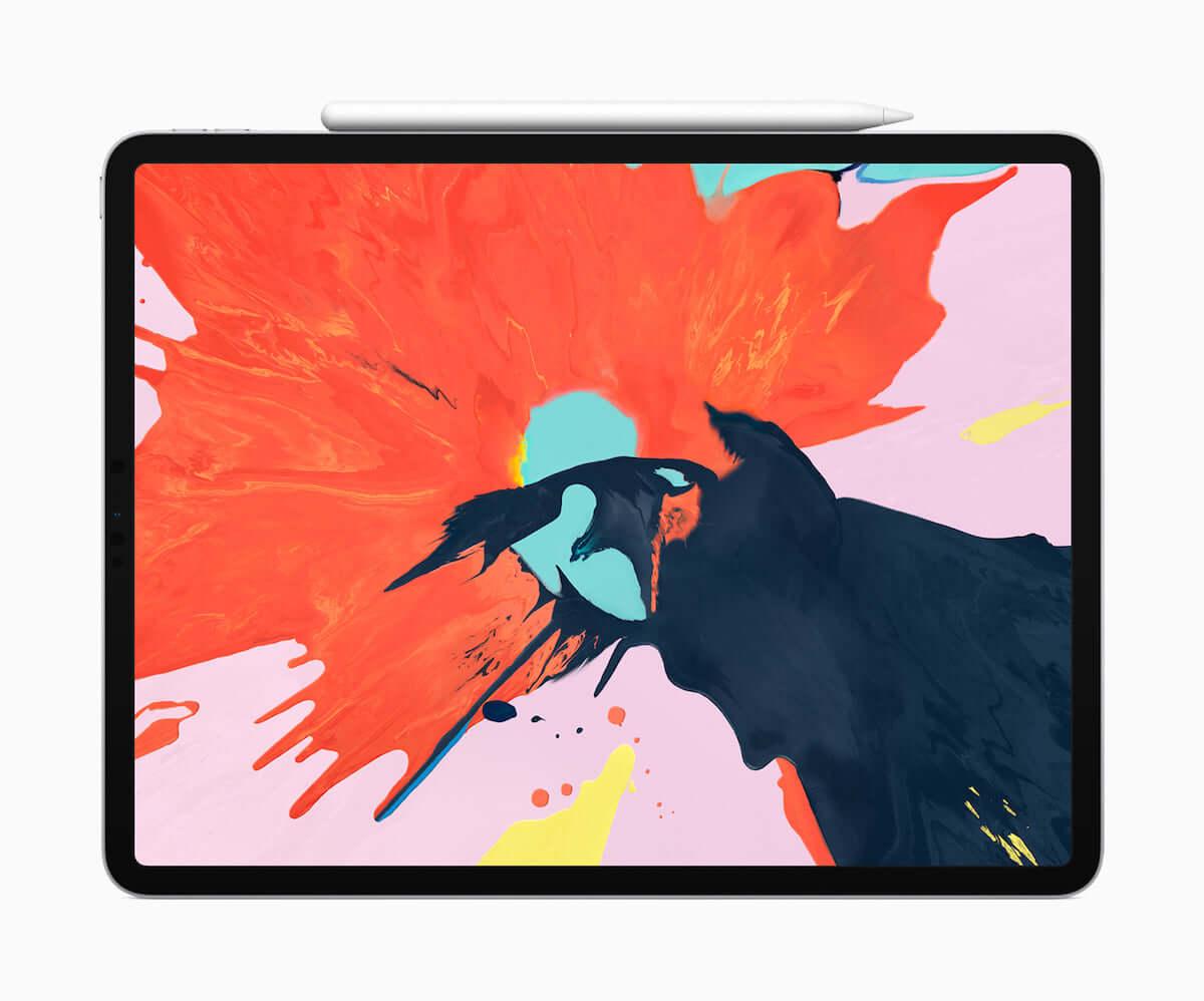 iPad ProとApple Pencil、Smart Keyboardが正統なる進化を遂げた!前モデルからの変更・改善点とは? technology181031_ipad-pro_5-1200x998