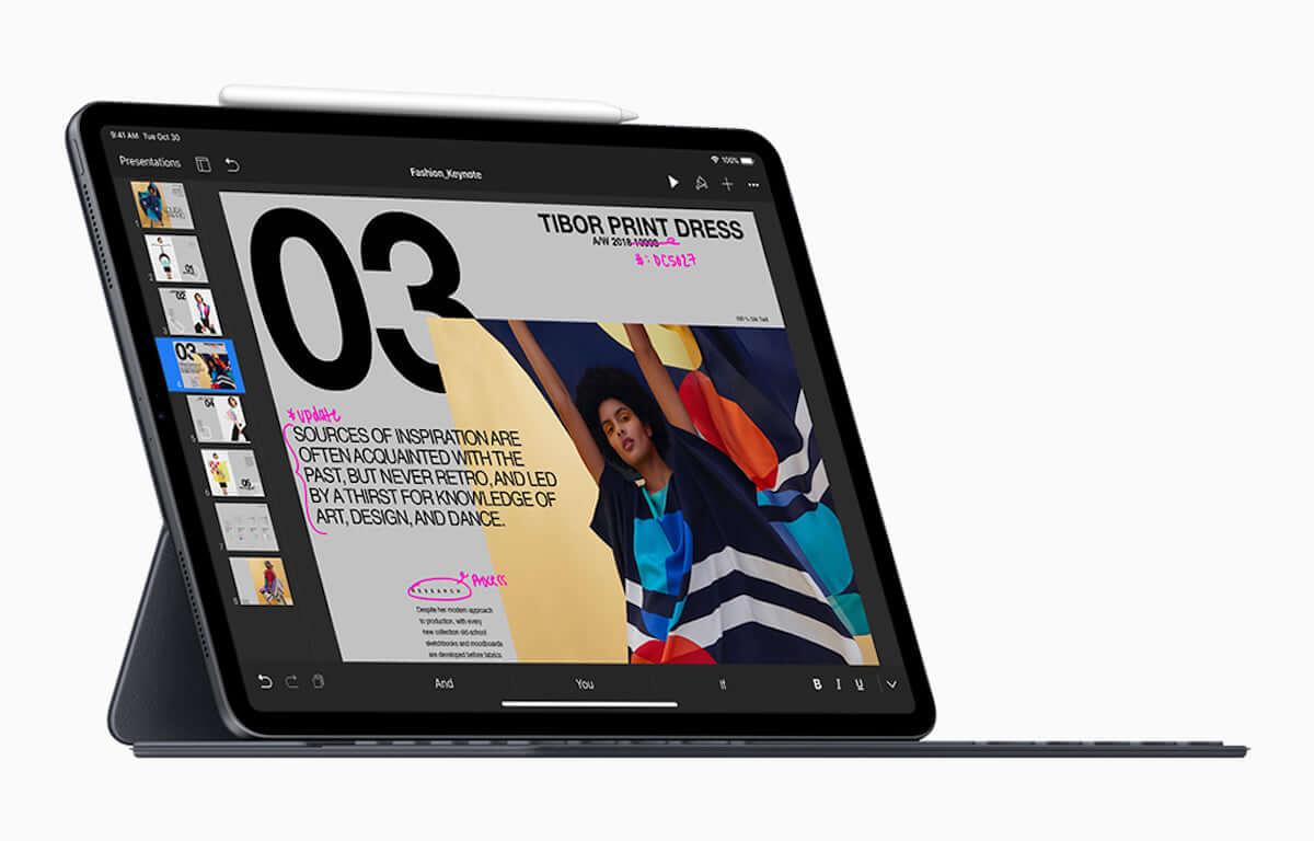 iPad ProとApple Pencil、Smart Keyboardが正統なる進化を遂げた!前モデルからの変更・改善点とは? technology181031_ipad-pro_6-1200x768