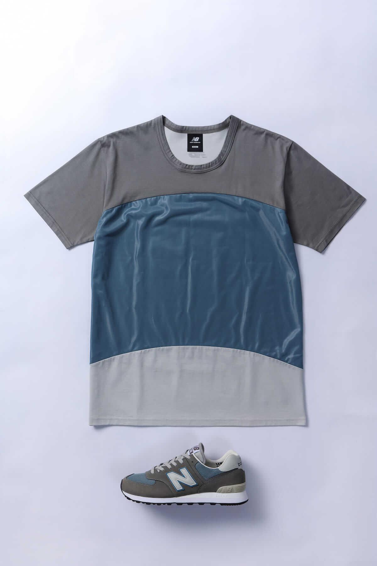 New balance×ALOYE Tシャツコレクションが限定登場!「574」などをTシャツで表現! life180314-newbalance-aloye-2-1200x1800
