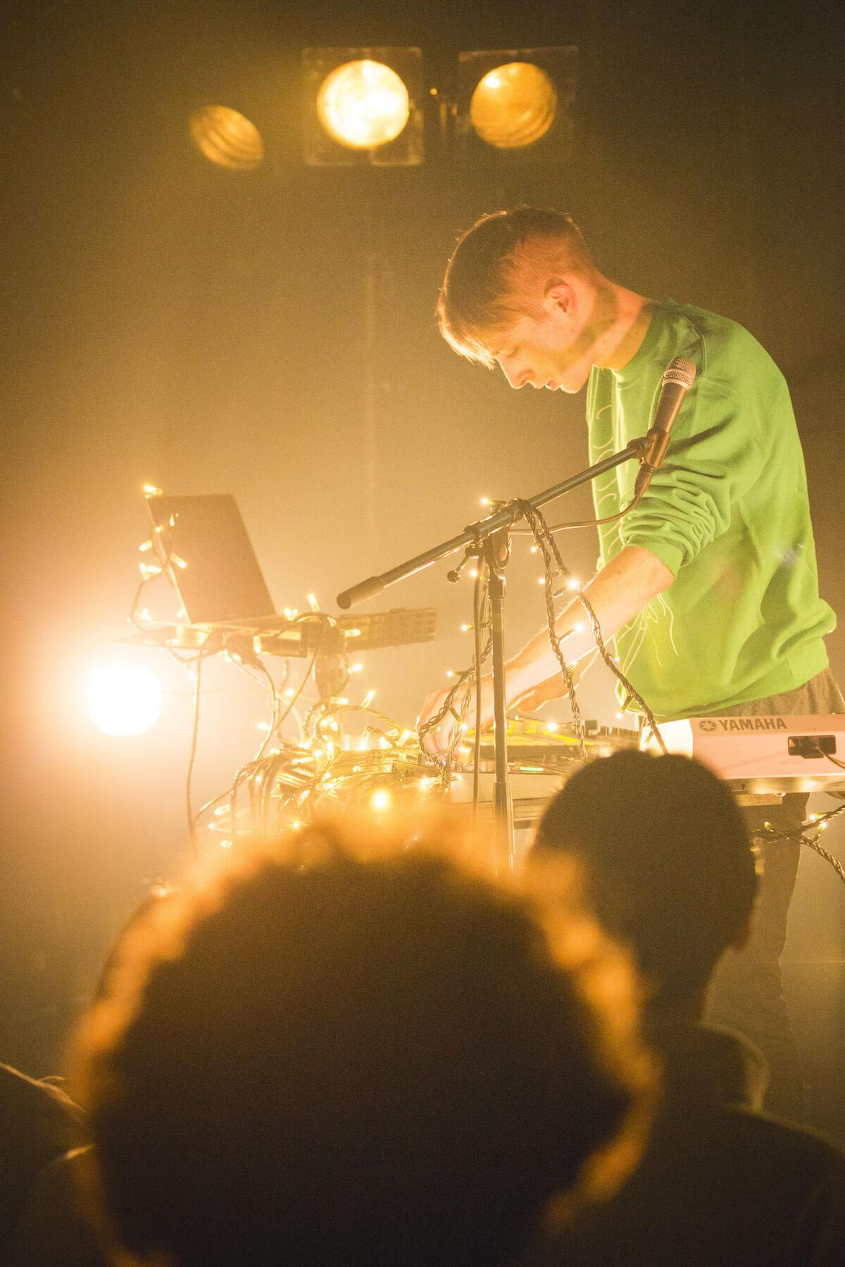 【レポート】ニック・ムーン、ソロアルバム『CIRCUS LOVE』への期待高まる世界初ソロライブ!アジカン喜多との出会いも語る! music180323_nickmoon_2