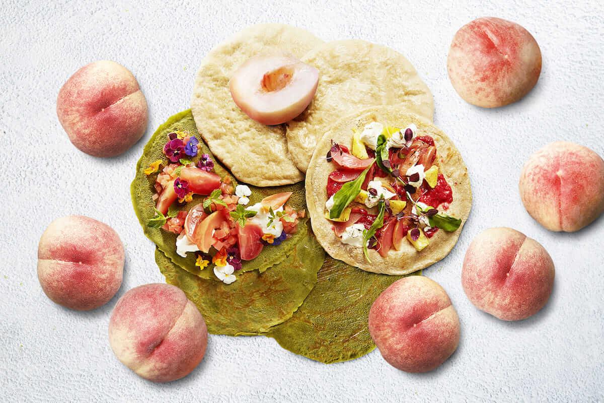 桃を贅沢に使ったピーチスイーツブッフェがインターコンチネンタル大阪にて開催 ! gourmet180529_momo_1-1-1200x800